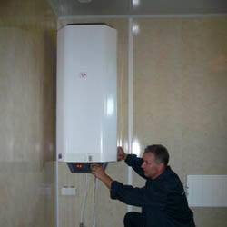 Установка водонагревателя в Туле. Монтаж и замена бойлера г.Тула.